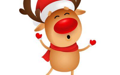 """The """"horse"""" power of Santa's Reindeer"""